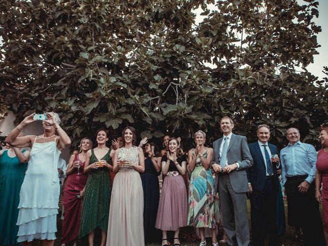 La boda de Stuart y Eva en Consuegra, Toledo 41