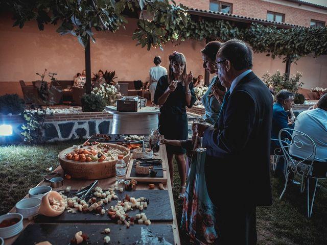 La boda de Stuart y Eva en Consuegra, Toledo 42