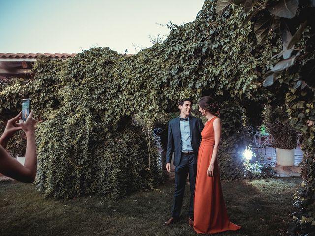 La boda de Stuart y Eva en Consuegra, Toledo 43