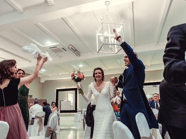 La boda de Stuart y Eva en Consuegra, Toledo 48