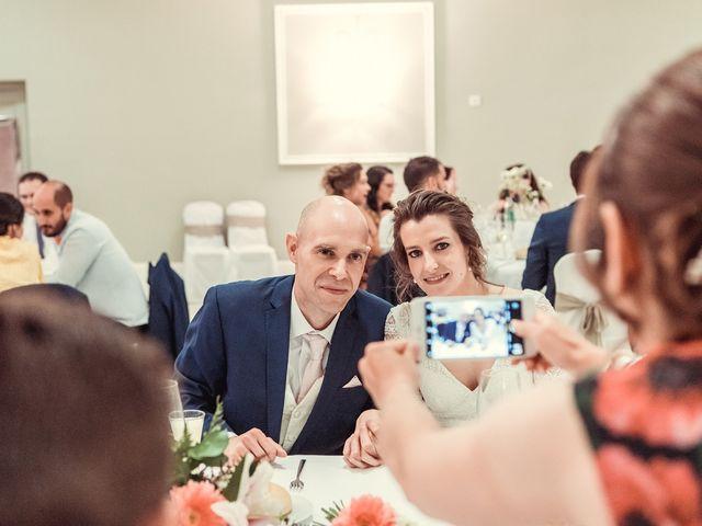 La boda de Stuart y Eva en Consuegra, Toledo 53