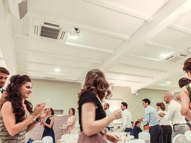La boda de Stuart y Eva en Consuegra, Toledo 54