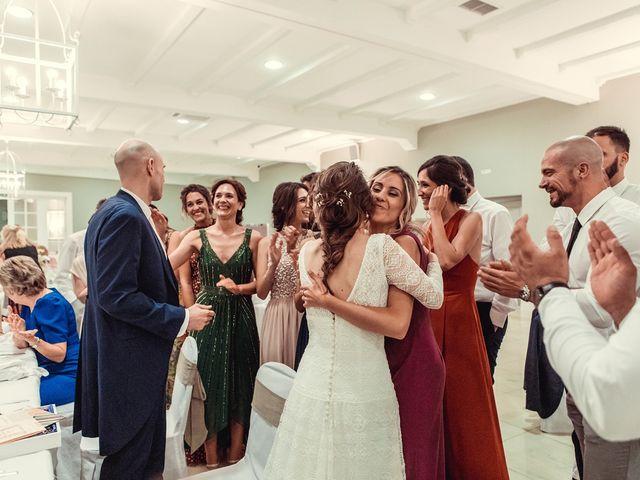 La boda de Stuart y Eva en Consuegra, Toledo 57