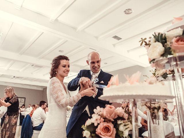 La boda de Stuart y Eva en Consuegra, Toledo 61
