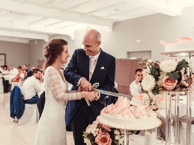 La boda de Stuart y Eva en Consuegra, Toledo 62