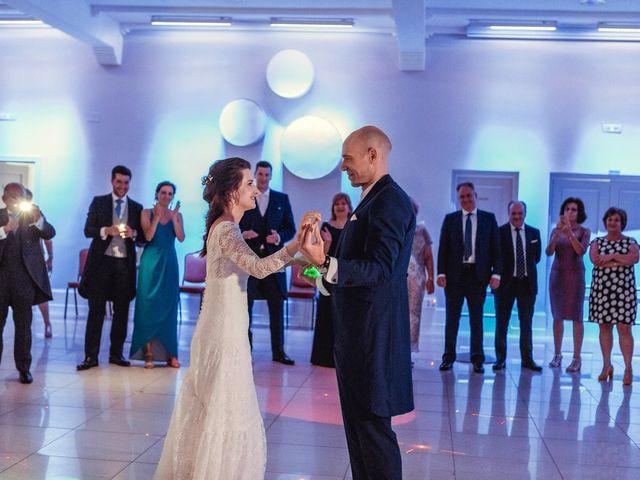 La boda de Stuart y Eva en Consuegra, Toledo 69
