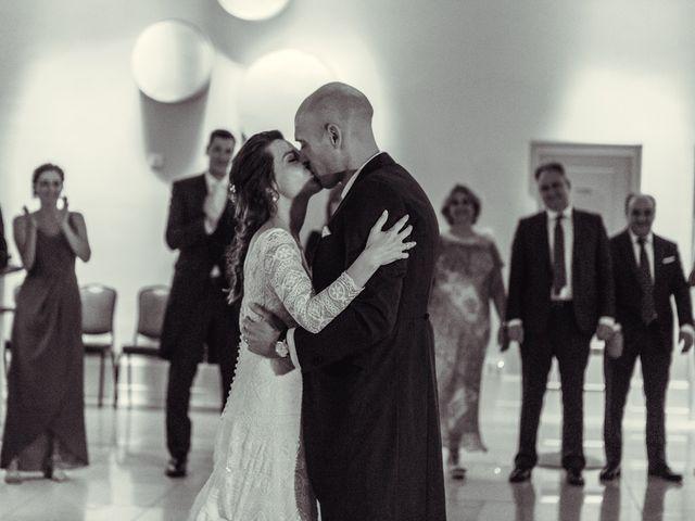 La boda de Stuart y Eva en Consuegra, Toledo 70