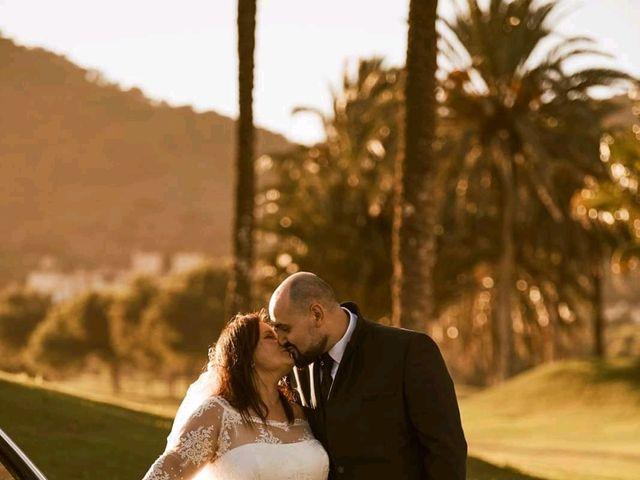 La boda de Juan Miguel y Sandra en Cartagena, Murcia 12