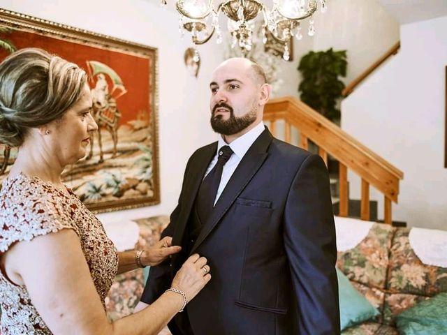 La boda de Juan Miguel y Sandra en Cartagena, Murcia 13