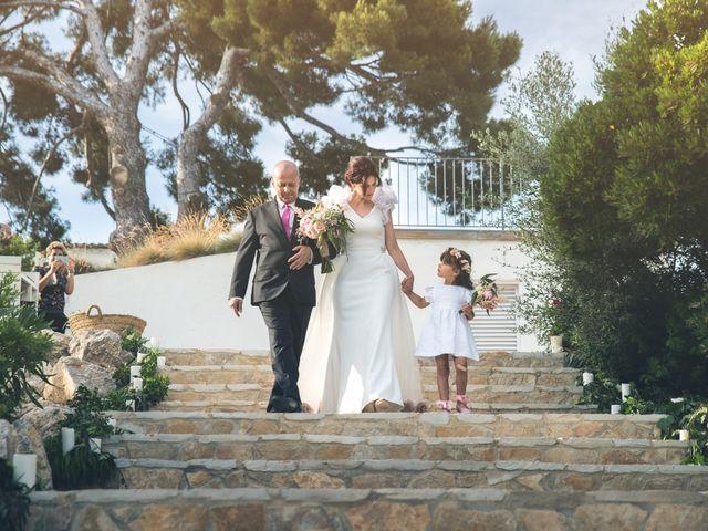 La boda de Ainara y Rafa en Sitges, Barcelona 18