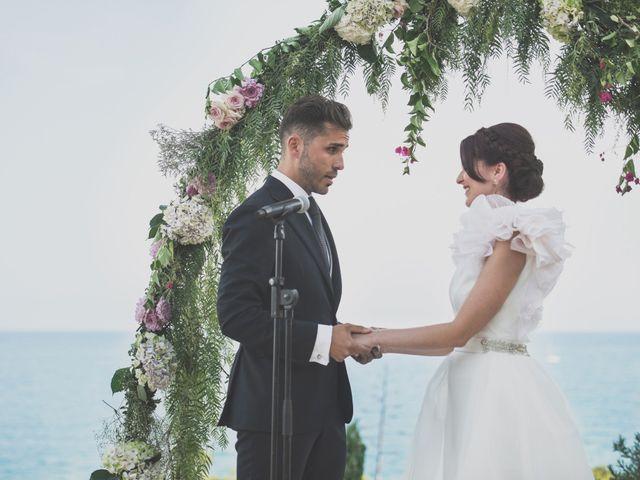 La boda de Rafa y Ainara