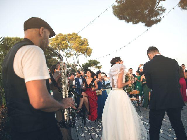 La boda de Ainara y Rafa en Sitges, Barcelona 28