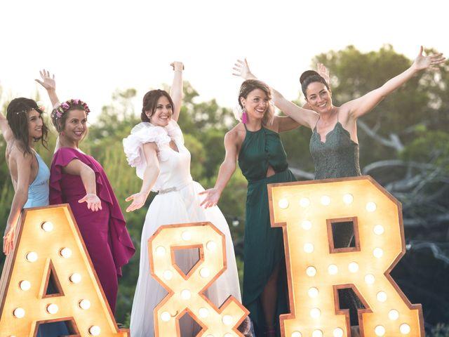 La boda de Ainara y Rafa en Sitges, Barcelona 30