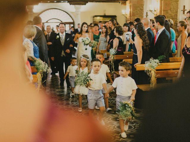 La boda de Alberto y Noelia en Carrion De Calatrava, Ciudad Real 12