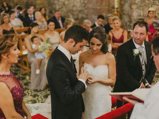 La boda de Alberto y Noelia en Carrion De Calatrava, Ciudad Real 13