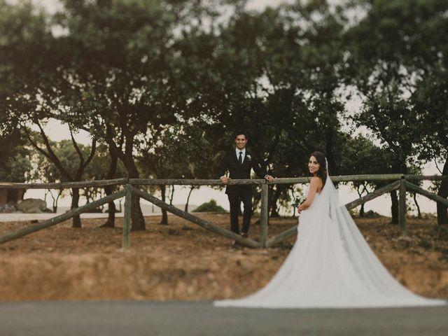 La boda de Alberto y Noelia en Carrion De Calatrava, Ciudad Real 15