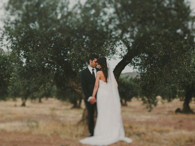 La boda de Alberto y Noelia en Carrion De Calatrava, Ciudad Real 18