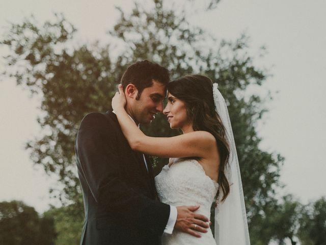 La boda de Alberto y Noelia en Carrion De Calatrava, Ciudad Real 19