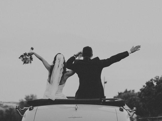La boda de Alberto y Noelia en Carrion De Calatrava, Ciudad Real 20