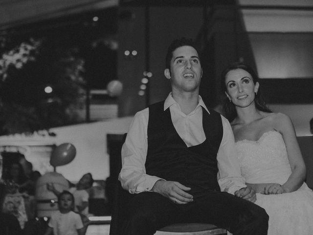 La boda de Alberto y Noelia en Carrion De Calatrava, Ciudad Real 24