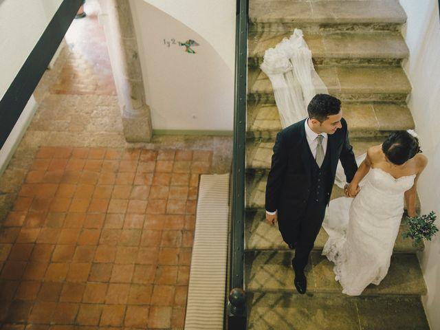 La boda de Alberto y Noelia en Carrion De Calatrava, Ciudad Real 27