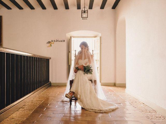 La boda de Alberto y Noelia en Carrion De Calatrava, Ciudad Real 32