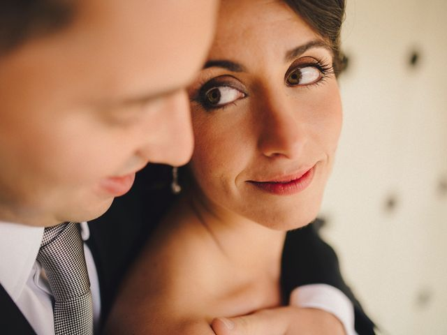 La boda de Alberto y Noelia en Carrion De Calatrava, Ciudad Real 35