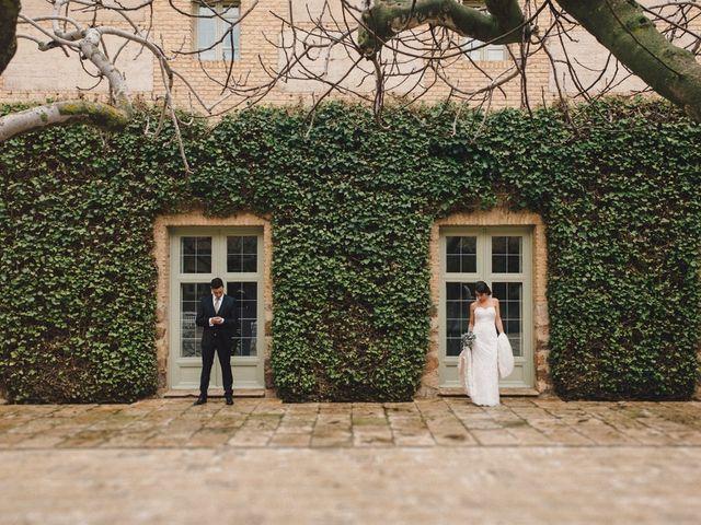 La boda de Alberto y Noelia en Carrion De Calatrava, Ciudad Real 36
