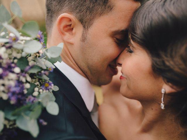 La boda de Alberto y Noelia en Carrion De Calatrava, Ciudad Real 42