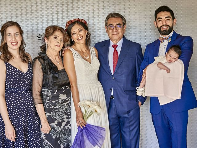 La boda de Carlos  y Andrea  en Alcalá De Henares, Madrid 7