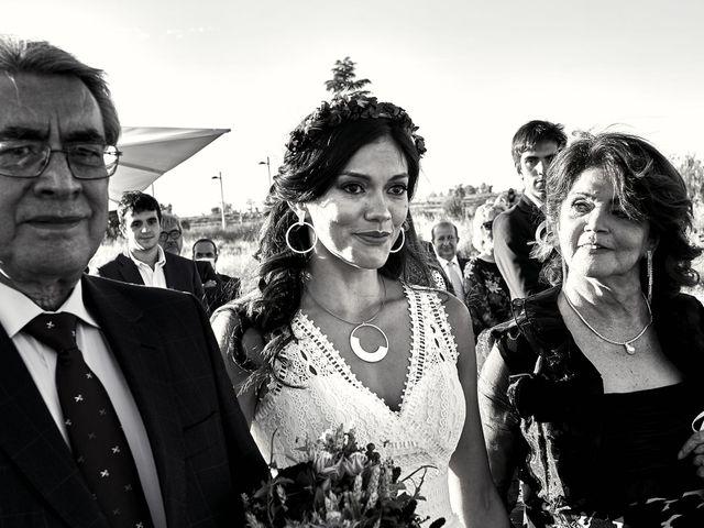 La boda de Carlos  y Andrea  en Alcalá De Henares, Madrid 9