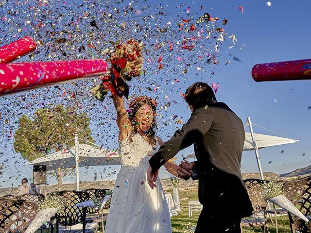 La boda de Carlos  y Andrea  en Alcalá De Henares, Madrid 11
