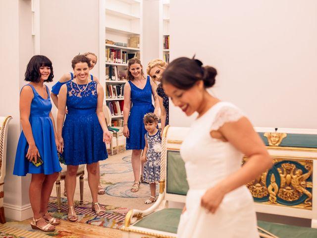 La boda de Luismi y Christina en Madrid, Madrid 13