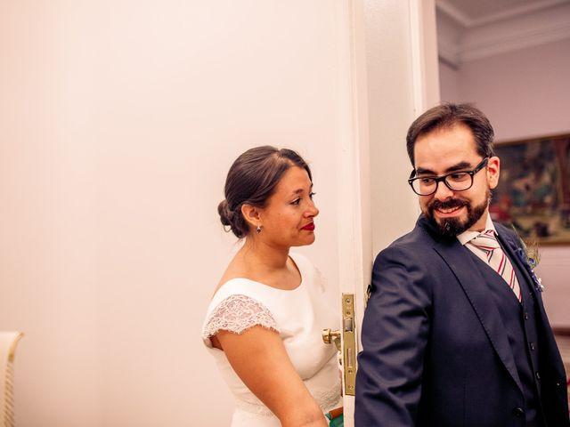 La boda de Luismi y Christina en Madrid, Madrid 16