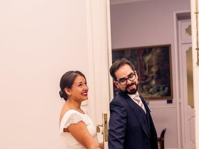 La boda de Luismi y Christina en Madrid, Madrid 17