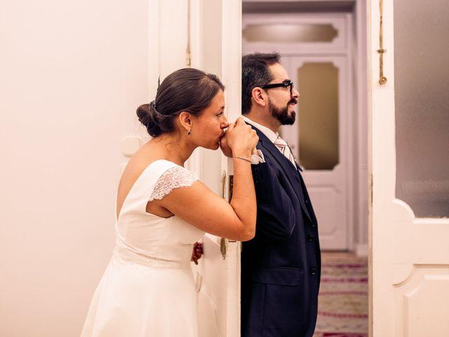 La boda de Luismi y Christina en Madrid, Madrid 18