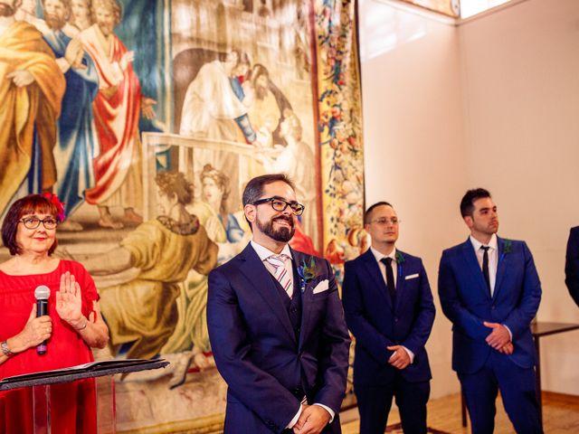 La boda de Luismi y Christina en Madrid, Madrid 23