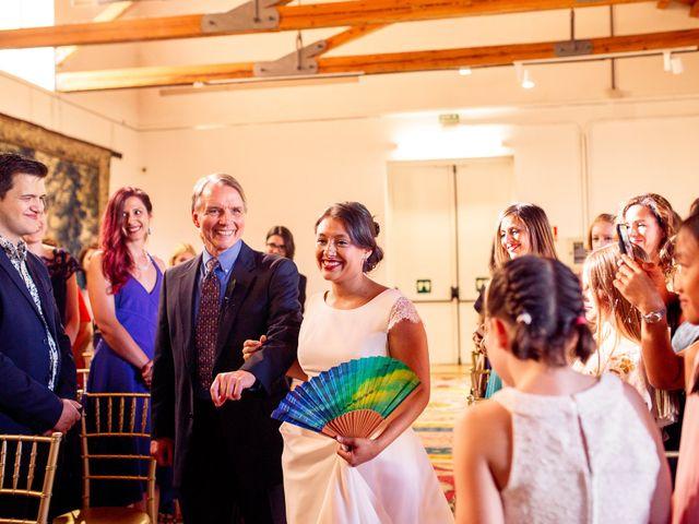 La boda de Luismi y Christina en Madrid, Madrid 24