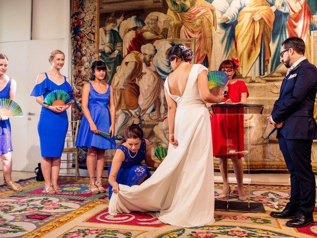 La boda de Luismi y Christina en Madrid, Madrid 26
