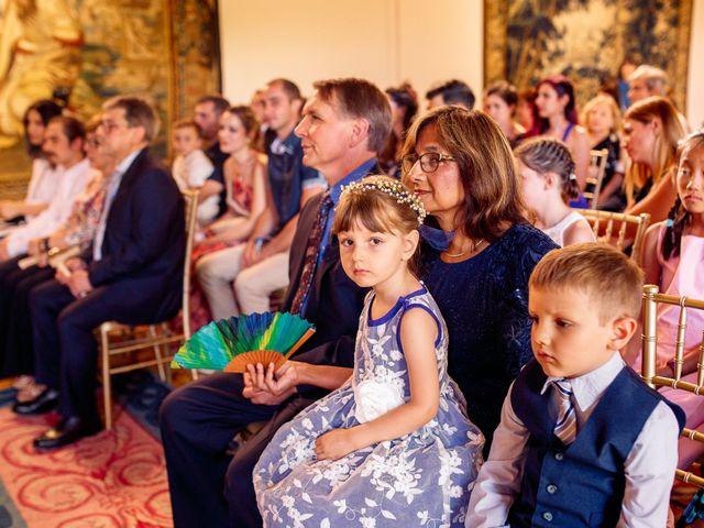 La boda de Luismi y Christina en Madrid, Madrid 27