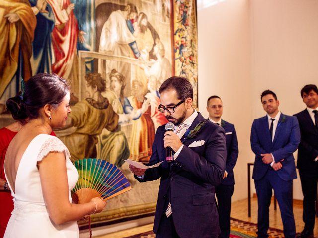 La boda de Luismi y Christina en Madrid, Madrid 32