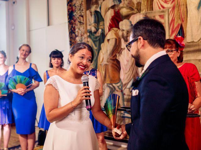 La boda de Luismi y Christina en Madrid, Madrid 34
