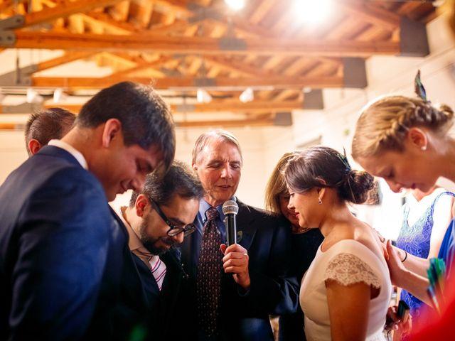 La boda de Luismi y Christina en Madrid, Madrid 35