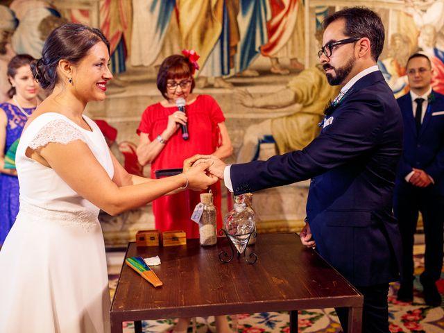 La boda de Luismi y Christina en Madrid, Madrid 36