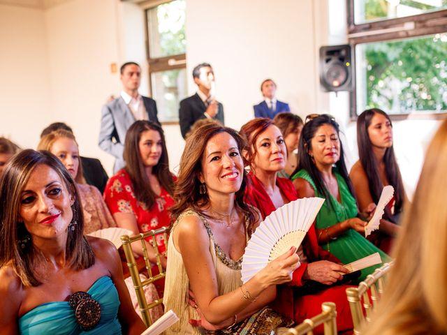 La boda de Luismi y Christina en Madrid, Madrid 37
