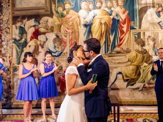 La boda de Luismi y Christina en Madrid, Madrid 38