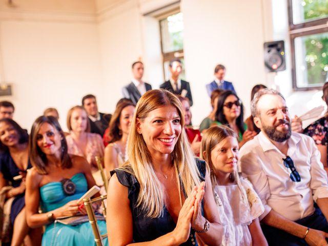 La boda de Luismi y Christina en Madrid, Madrid 39