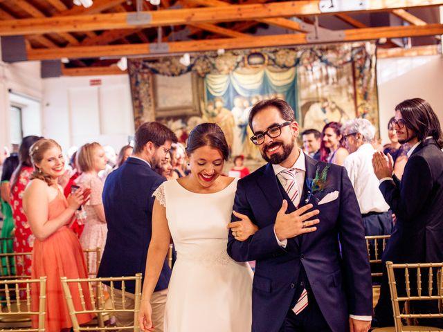 La boda de Luismi y Christina en Madrid, Madrid 40