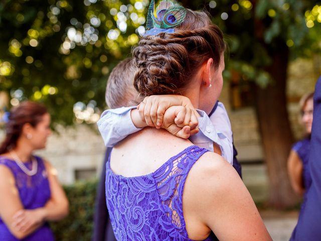 La boda de Luismi y Christina en Madrid, Madrid 41