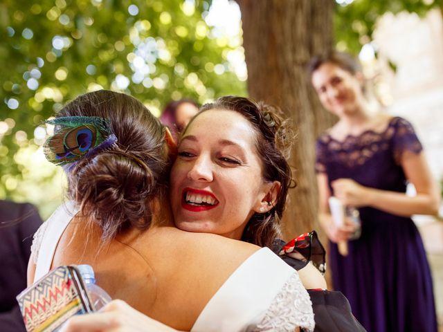 La boda de Luismi y Christina en Madrid, Madrid 42